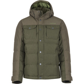 Marmot Fordham Veste Homme, bomber green/forest night